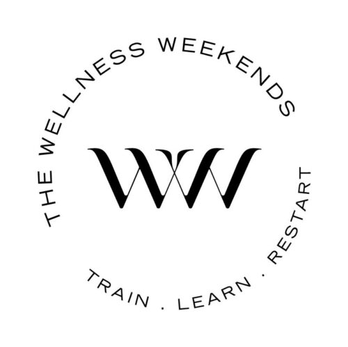 The Wellness Weekend logotipo